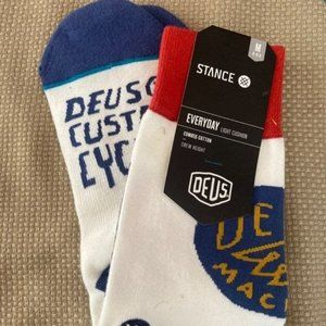 Stance NEW cycling themed socks for men
